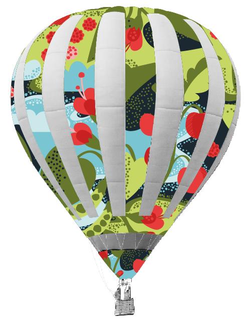 Grafisk ballong